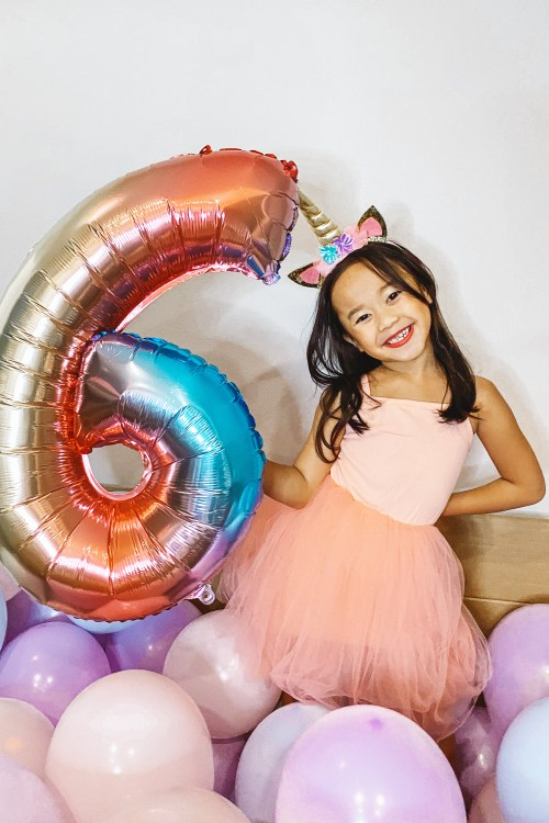 Scarlett is 6 Years Old!