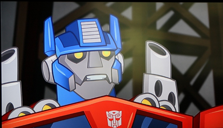 The Evolution Of Optimus Prime Transformers Crossovers