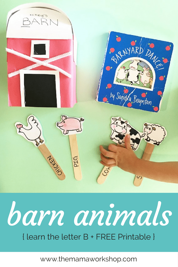 Barn Animals
