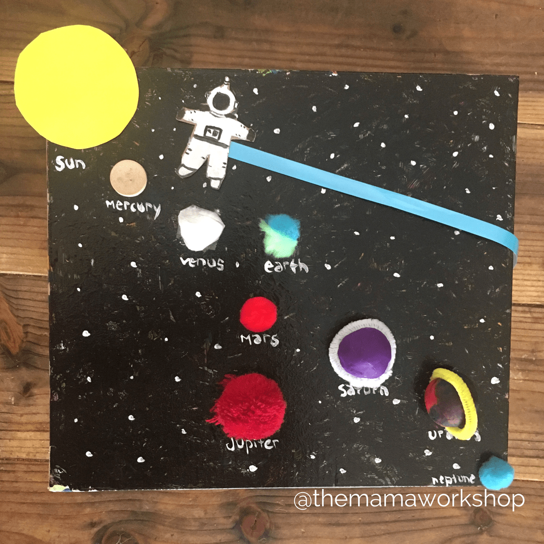 Solar System for Preschoolers - complete