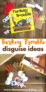 Turkey Trouble Disguise Ideas