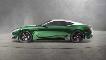 Caught Our Eye Aston Martin Dbc Concept The Man