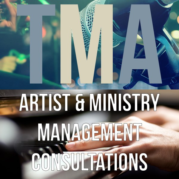 Artist & Ministry Management Consultations