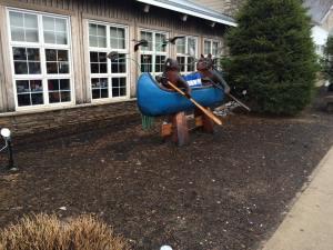 Lincoln Blue Canoe awarded prestigious restaurant rating