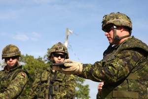 Canadian military to employ specialist New Brunswick soldiers
