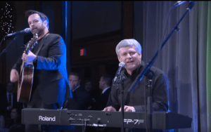 Stephen Harper's band announces world tour