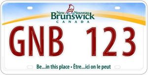 Collectors seek out rare NB licence plates