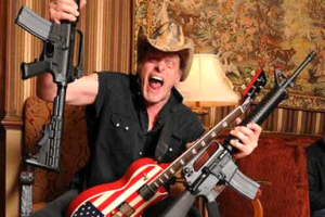 Ted Nugent gives NB economy a boost with bear penis bone export venture