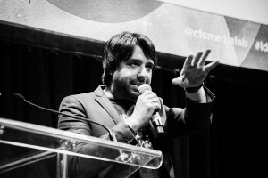 Ghomeshi vows to stop punching first, asking questions later