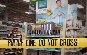 Man wielding Jamie Oliver knife robs Moncton Sobeys for Jamie Oliver knives