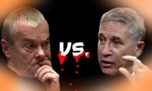Woodside, O'Brien to fight to the death at 2016 Mayoral Brawl
