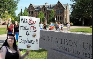 Mount Allison accused of 'cultural appropriation' for serving Acadian poutine in cafeteria