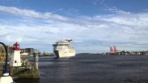 Cruise ship passengers fake sick to avoid Saint John stop