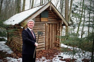 Harper hoping to hole up in NB for a while to 'figure shit out'