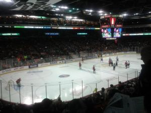 Atlantic Canadians refuse to sing 'Star-Spangled Banner' at Mooseheads game
