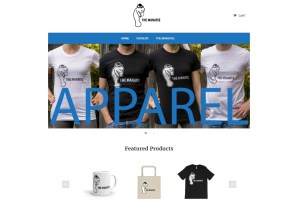 'The Manatee' launches apparel and merchandise store