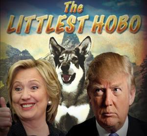 U.S. election already most watched TV program since series finale of 'The Littlest Hobo'