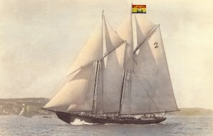 New Brunswick claiming Bluenose 'began in' NB