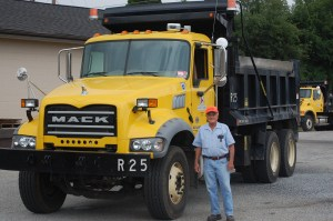 RCMP warns bridge commuters to keep an eye out for rogue dump truck drivers