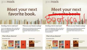 How to use 'Goodreads' as a dating app