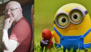 Sussex man 'still gets a kick out of the Minions'