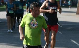 204-year-old man completes first marathon