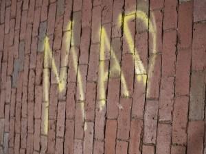 Saint John graffiti artist embarrasses city and himself