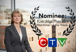 Kim MacPherson up for 'Maritimer of the Week' after taking over review of property tax mess