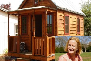Local mom still says living in a tiny home would be 'neat'