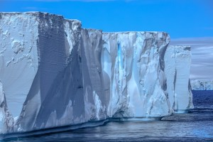 Giant iceberg sets out to see world, maybe learn a little bit about itself in the process