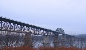 Fredericton to construct viewing platforms on Princess Margaret Bridge