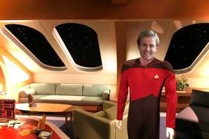 Brian Gallant launches cross-province 'Star Trek: Maritimes' mission