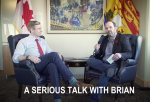 The Manatee sits down for an in-depth interview with Brian Gallant