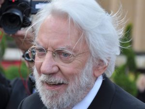Actor Donald Sutherland files restraining order against Saint John