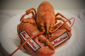 Tim Hortons to start advertising on lobster claws