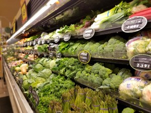 Rising cost of fruits and vegetables to have no impact on New Brunswickers