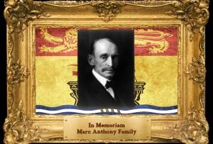 New Brunswick legend Marc Anthony Family honoured on 'Family Day'
