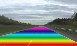 New Brunswick creates 'rainbow highway'