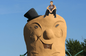 BREAKING: Woman climbs Big Potato in New Brunswick