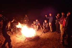 Report: Burn bans don't apply if you were going to have a really sweet bonfire