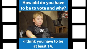 Kids talk about the NB provincial election – Part 2