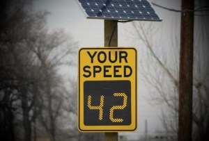 Drivers thought Saint John school zone radar speed sign was set up to see who could go fastest