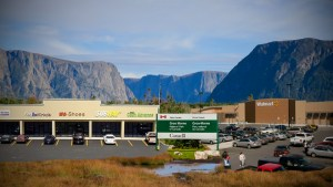 Strip mall, food court coming to Gros Morne in 2019