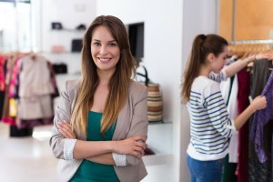 Sales associate just wondering if you've ever shopped before