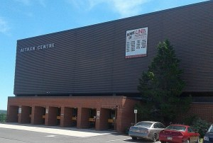 Moncton Wildcats move all playoff games to Fredericton's Aitken Centre