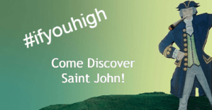 Saint John council meetings trending with hashtag #Ifyouhigh