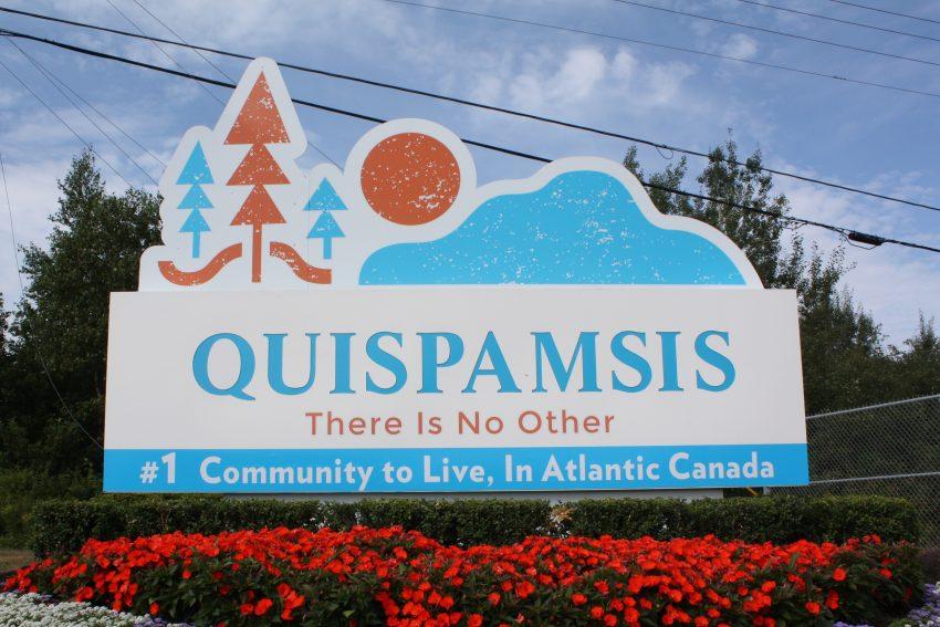 Quispamsis   qplex_aerial_lightened_smal - Quispamsis