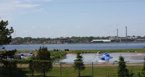 Stratford, P.E.I. to stagger mealtimes to reduce stink of wastewater plant