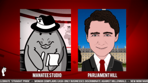 Justin Trudeau talks about SNC-Lavalin scandal on 'The Manatee Political Panel'