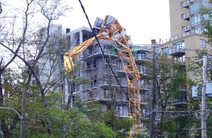 Due to removal costs, collapsed Halifax crane to become permanent art installation